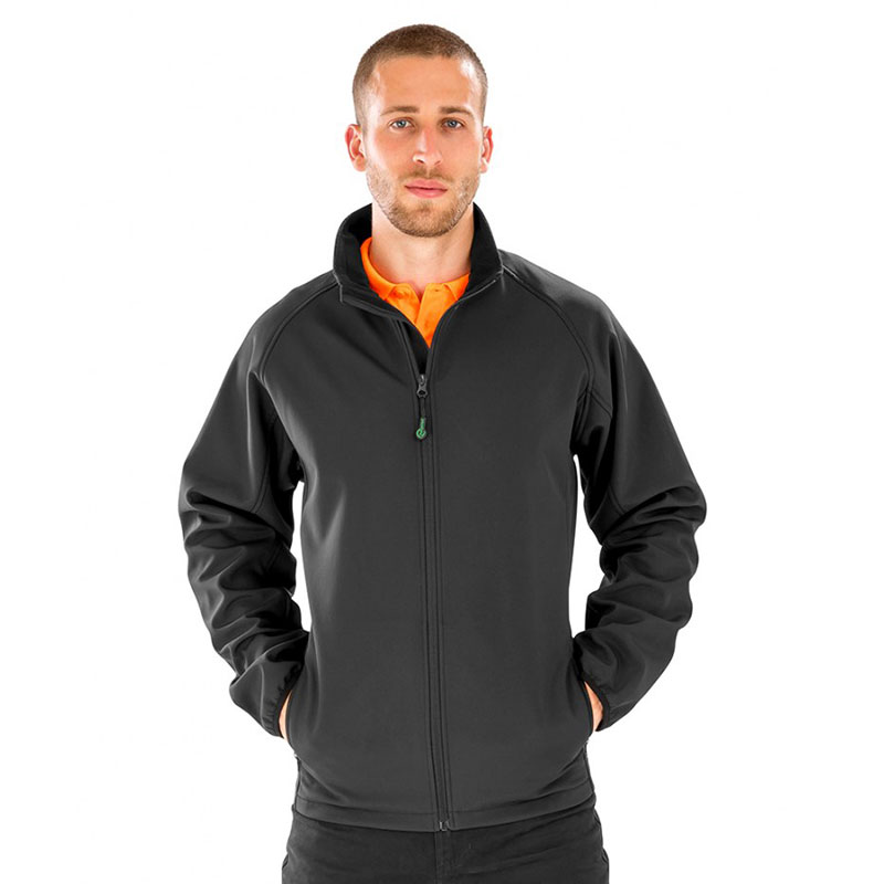 Result Genuine Recycled Printable Soft Shell Jacket