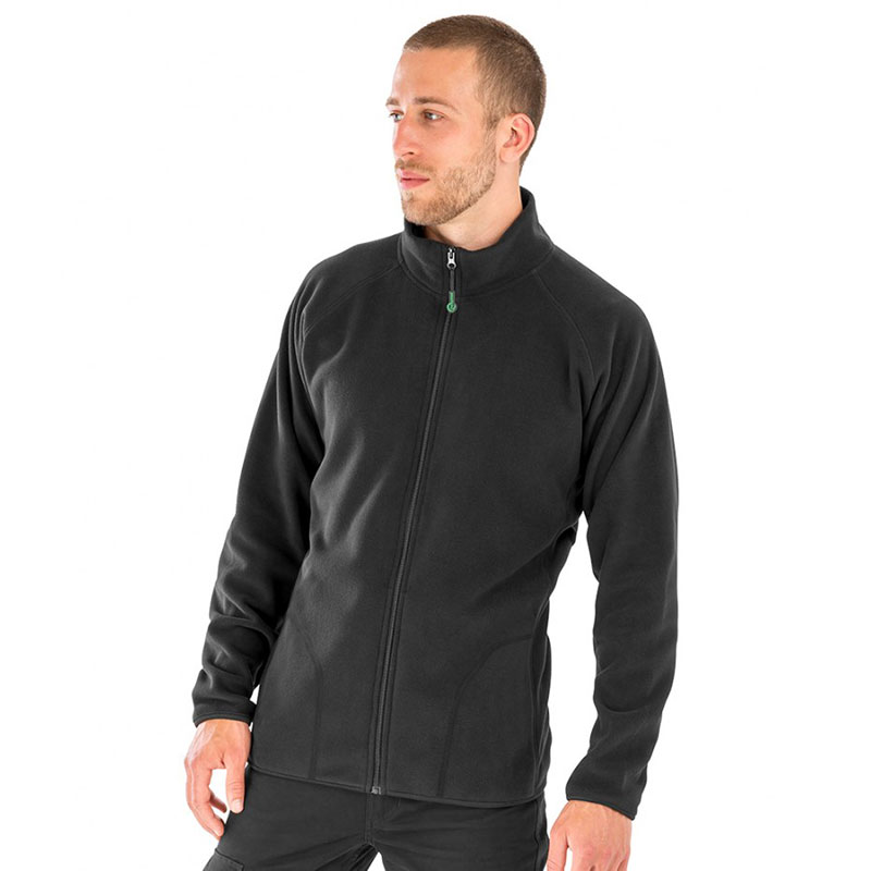 Result Genuine Recycled Micro Fleece Jacket