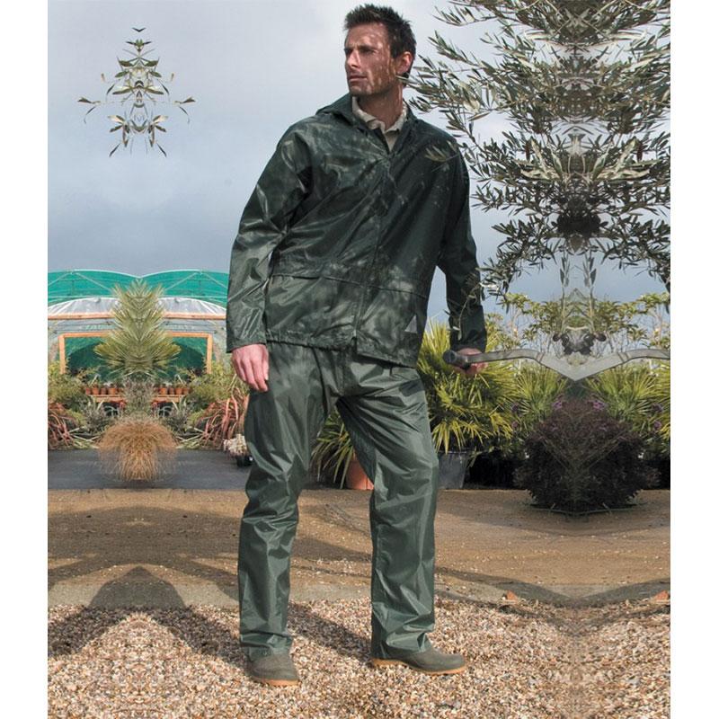 Result Waterproof Jacket/Trouser Suit in Carry Bag