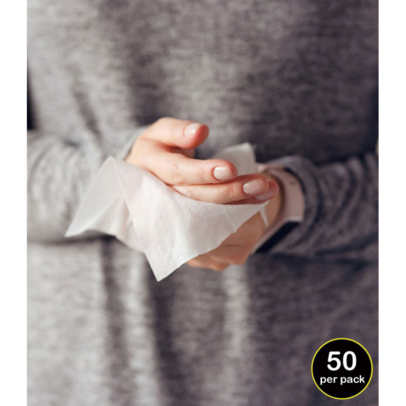 Result Biodegradable Disinfectant Wipes