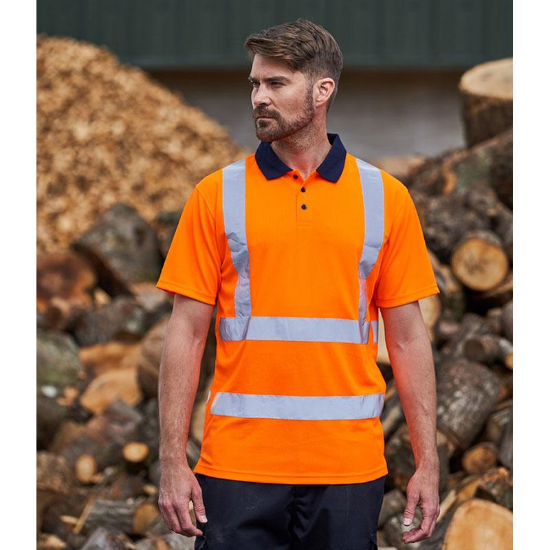 Pro RTX High Visibility Polo Shirt