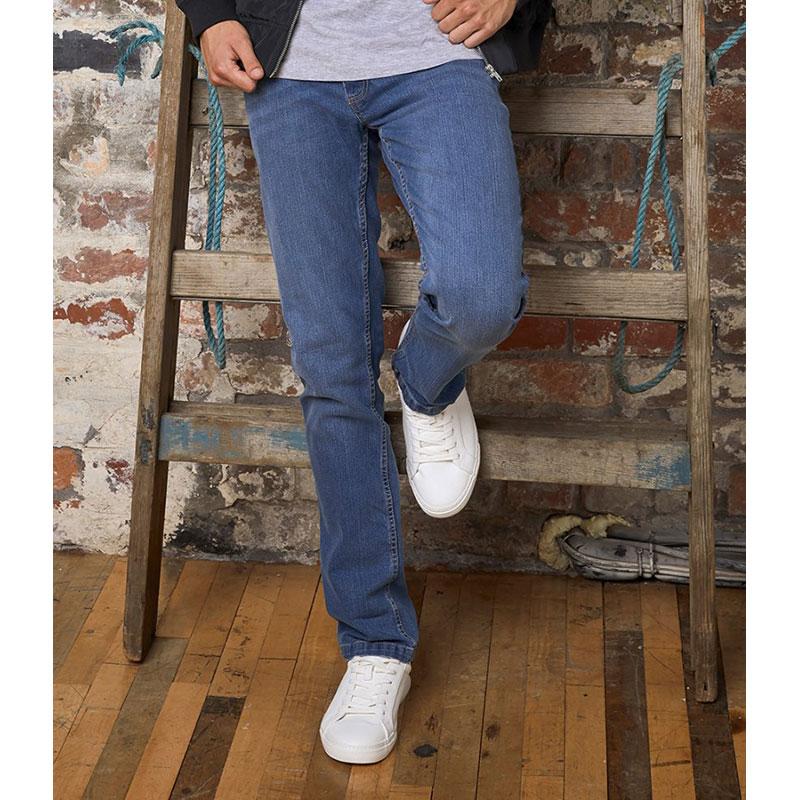 So Denim Mens Leo Straight Jeans