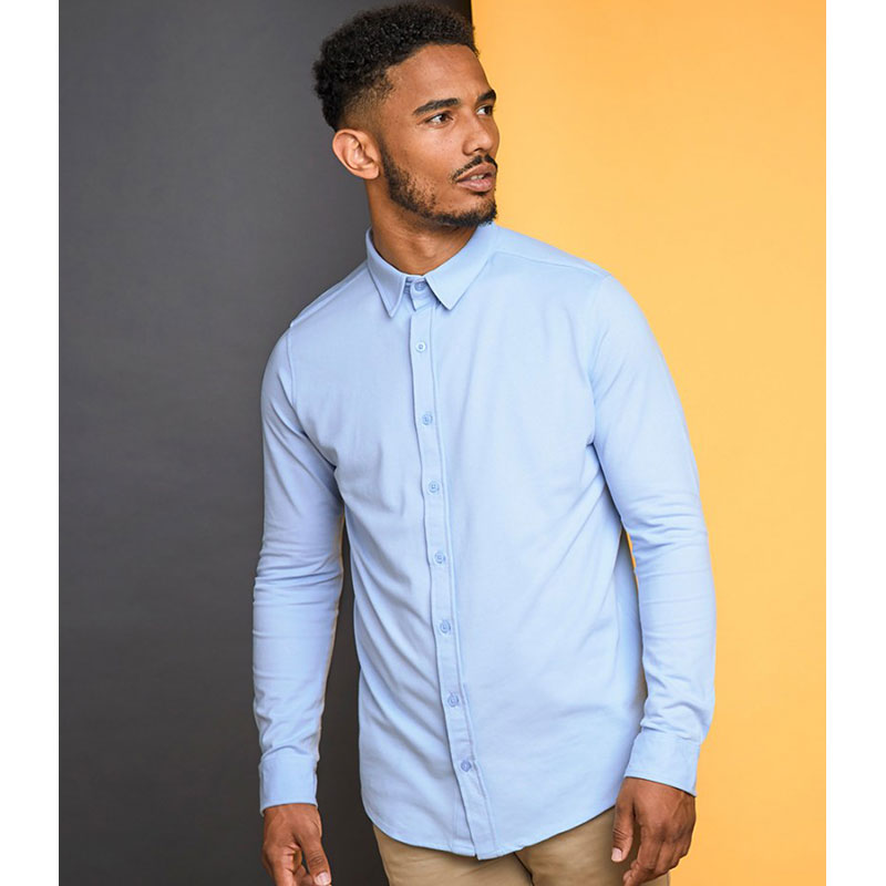 So Denim Oscar Knitted Long Sleeve Shirt