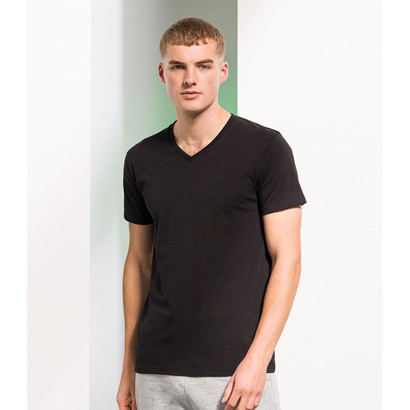 SF Men Feel Good Stretch V Neck T-Shirt