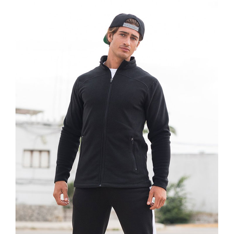 SF Men Micro Fleece Jacket