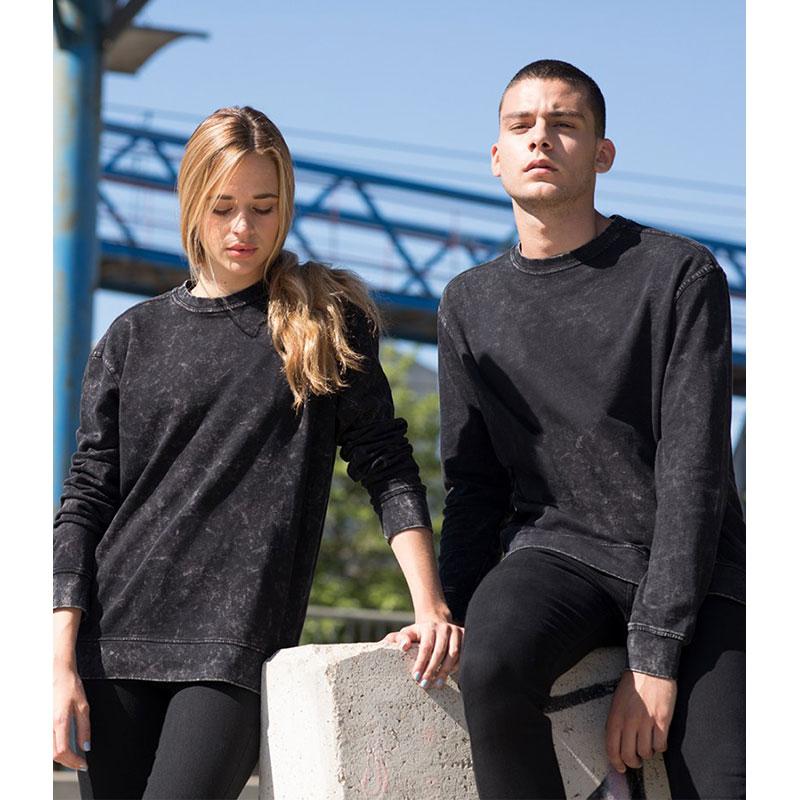 SF Unisex Washed Tour Sweatshirt