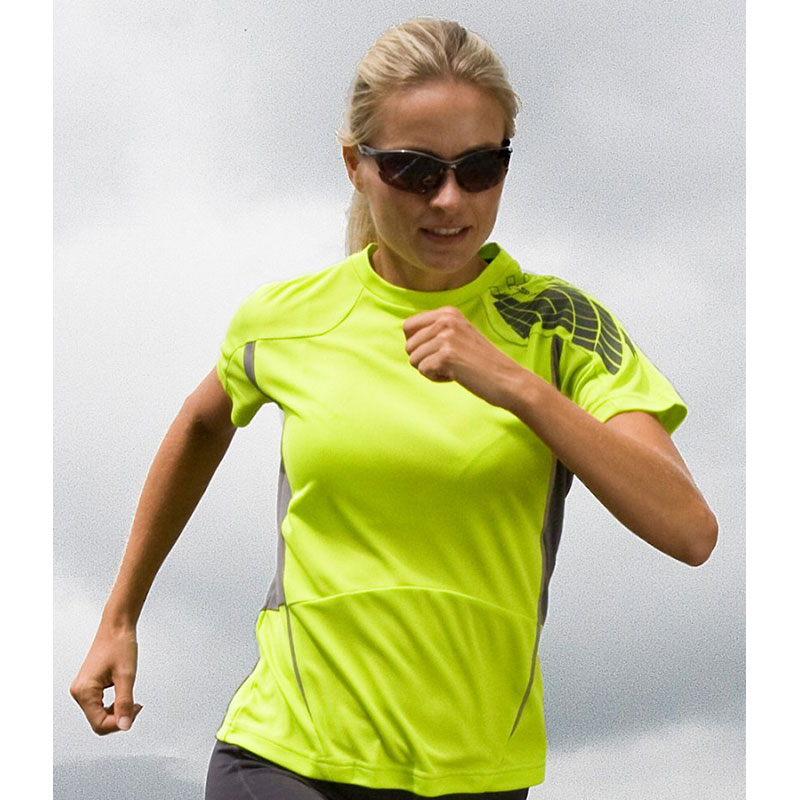 Spiro Ladies Performance Training T-Shirt