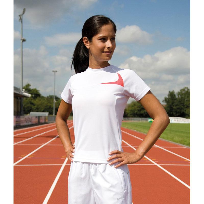 Spiro Ladies Dash Training Shirt