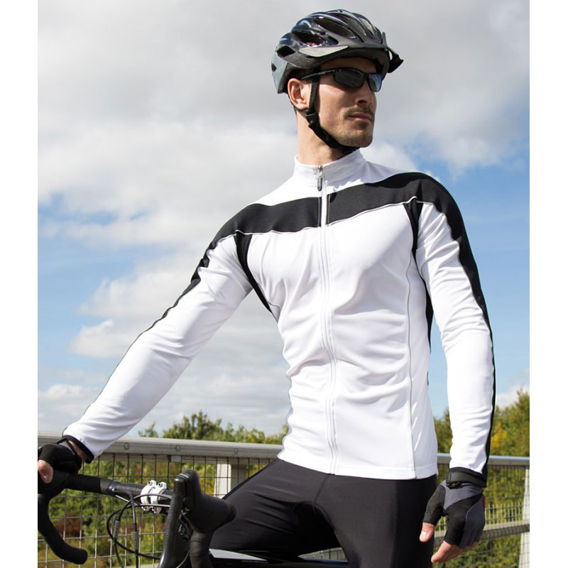 Spiro Bikewear Long Sleeve Performance Top