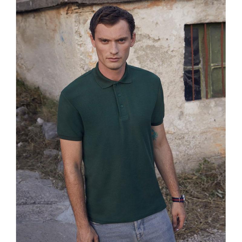 Fruit of the Loom Heavy Poly/Cotton Piqué Polo Shirt