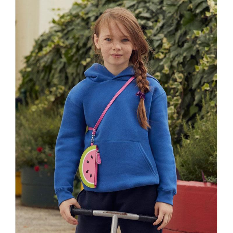 Fruit of the Loom Kids Premium Hooded Sweatshirt