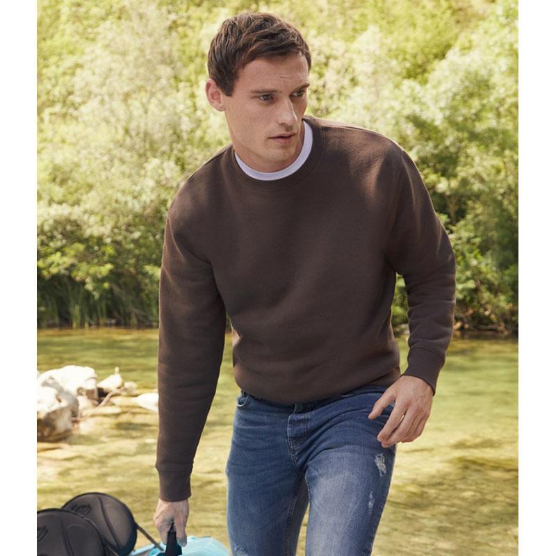 Fruit of the Loom Premium Drop Shoulder Sweatshirt