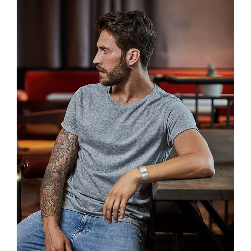 Tee Jays Roll-Up T-Shirt