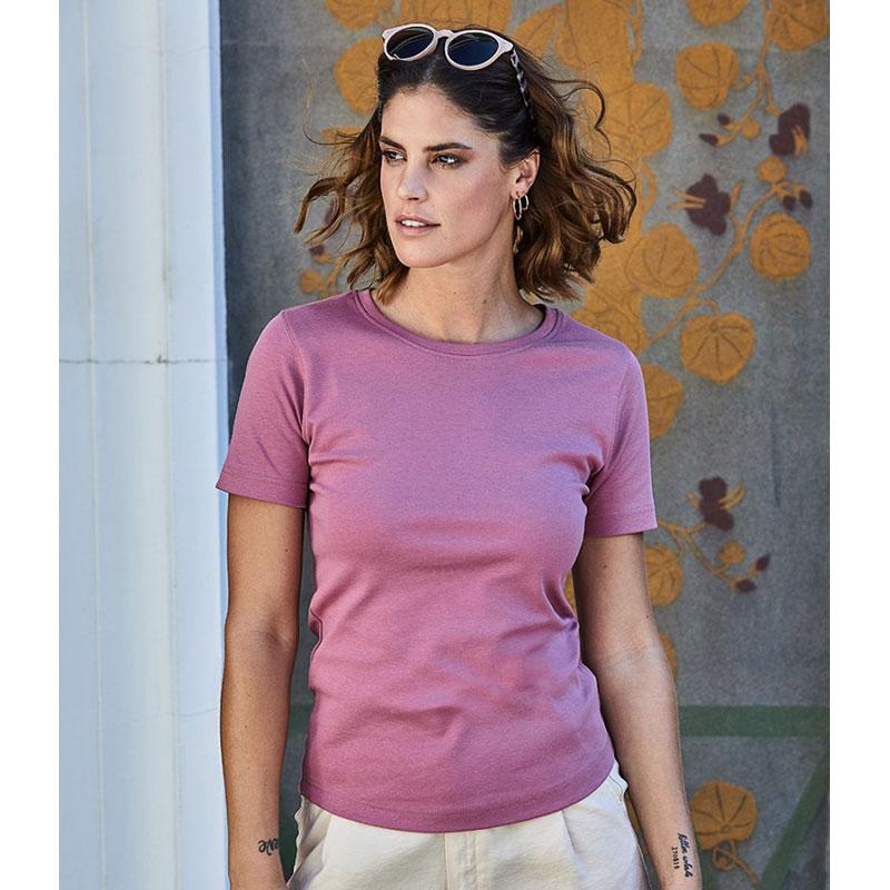 Tee Jays Ladies Interlock T-Shirt