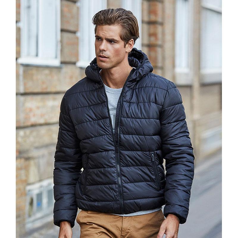 Tee Jays Zepelin Hooded Padded Jacket