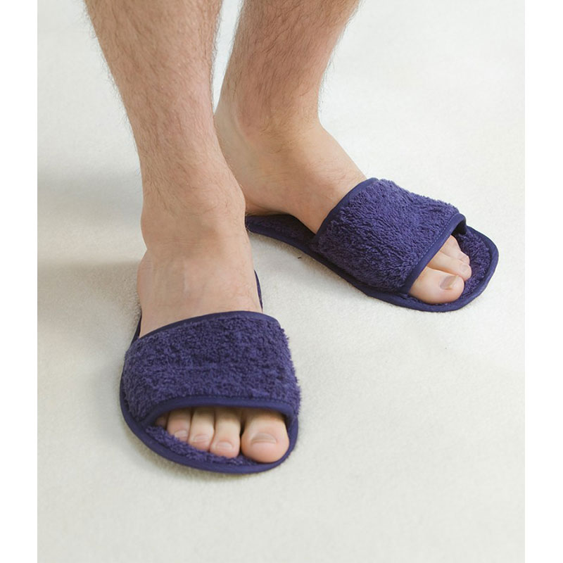 Towel City Classic Terry Slippers