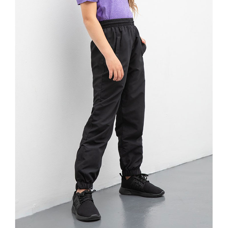 Tombo Kids Cuffed Track Pants