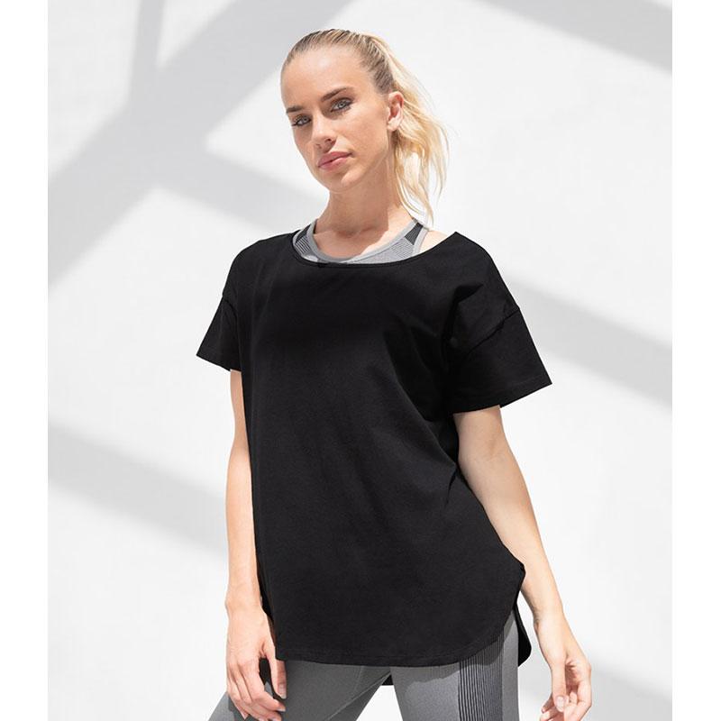 Tombo Scoop Neck T-Shirt