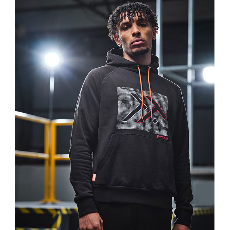 Tactical Threads Disruptive Hoodie