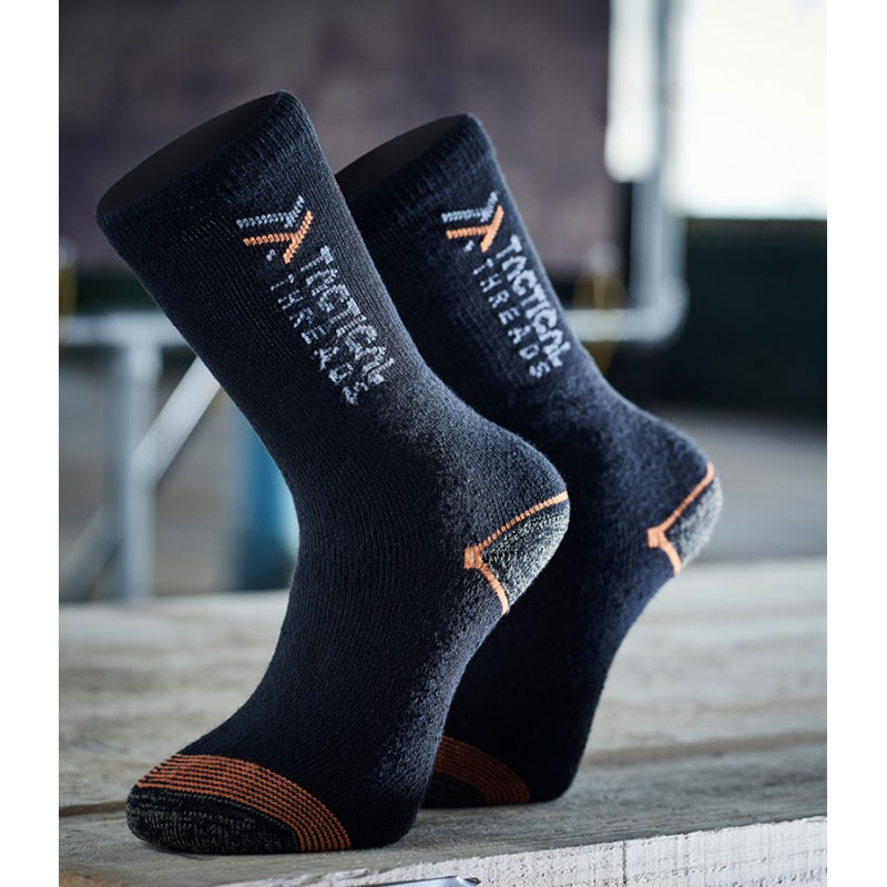 Tactical Threads 3 Pack Work Socks
