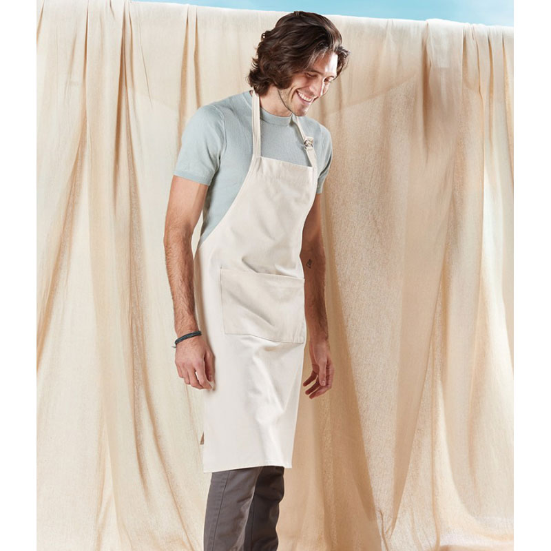 Westford Mill Fairtrade Adult Craft Apron