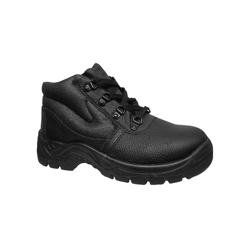 Warrior Steel Toe S1 SRC Chukka Boots