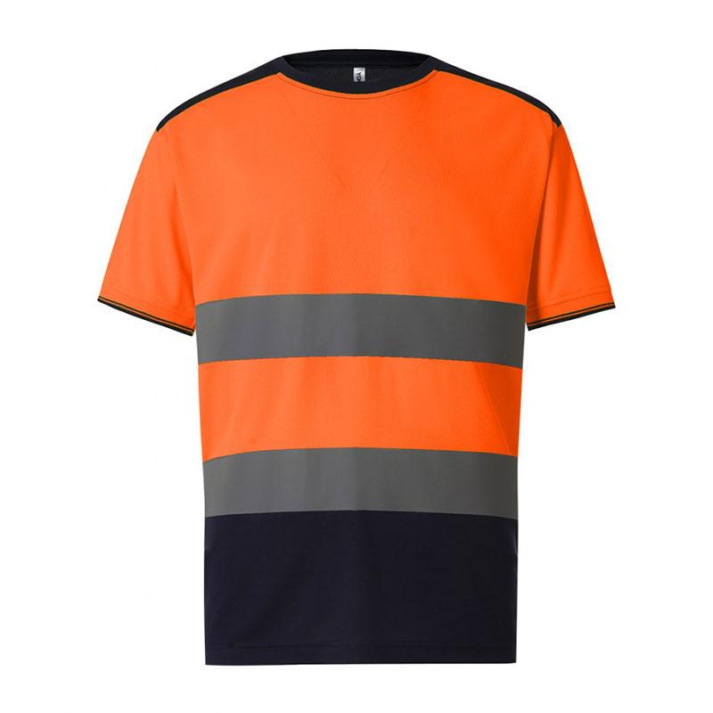 Yoko Hi-Vis Two Tone T-Shirt