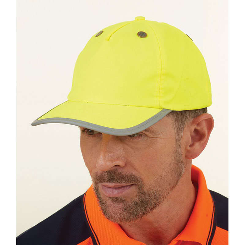 Yoko Hi-Vis Safety Bump Cap