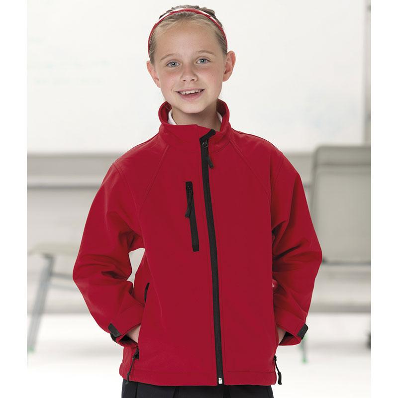 Jerzees Schoolgear Kids Soft Shell Jacket