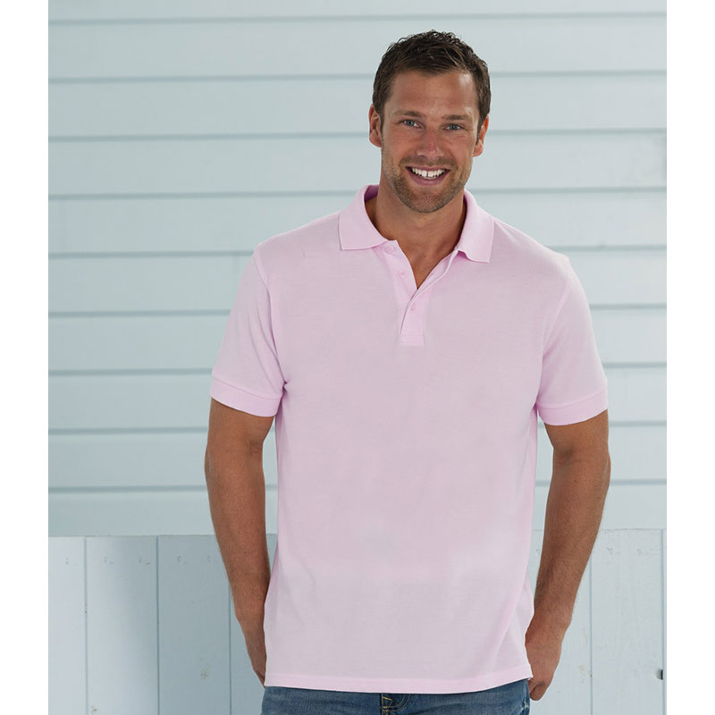 Russell Pima Cotton Pique Polo Shirt