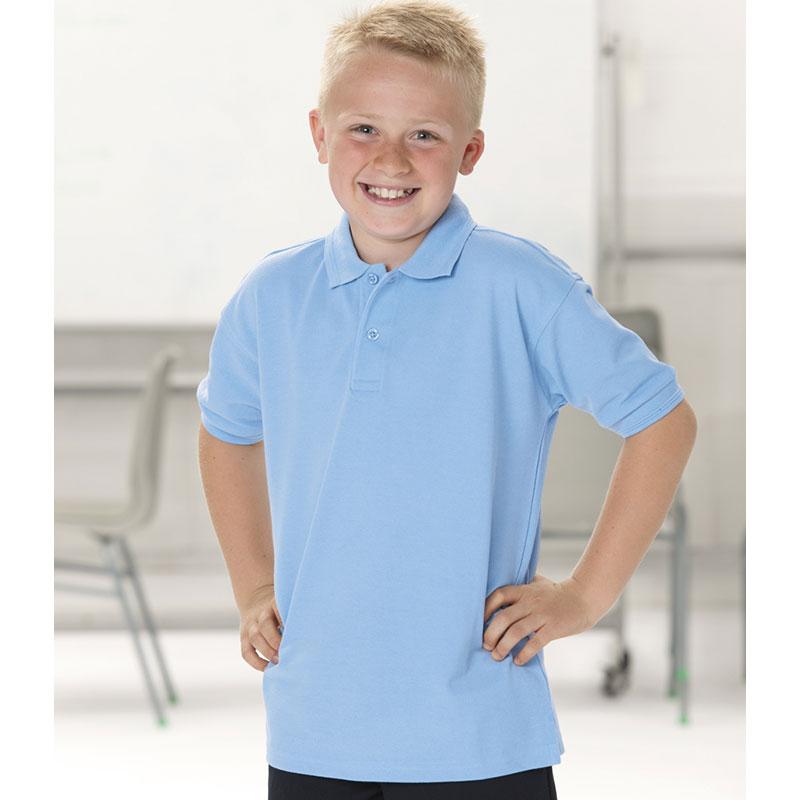Jerzees Schoolgear Kids Hardwearing Poly/Cotton Pique Polo Shirt