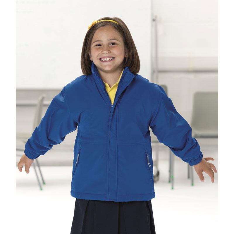 Jerzees Schoolgear Kids Reversible Jacket