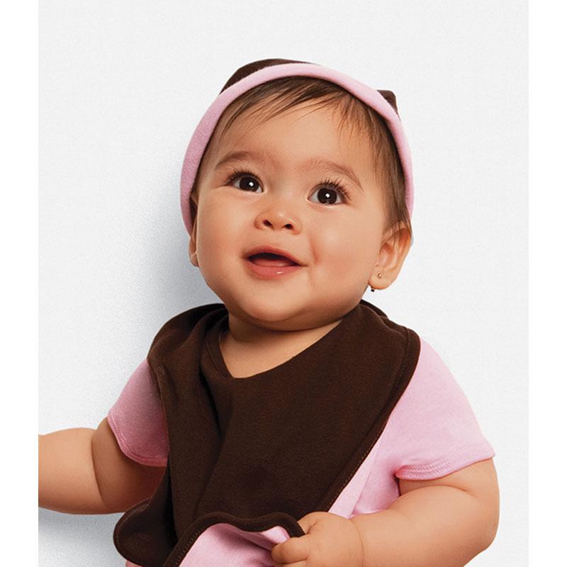 Bella Baby Rib Reversible Beanie