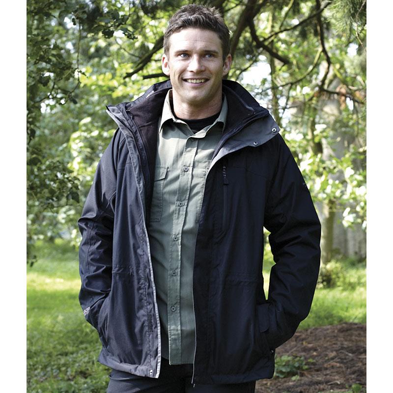 Craghoppers Kiwi 3 In 1 Mens Waterproof Jacket
