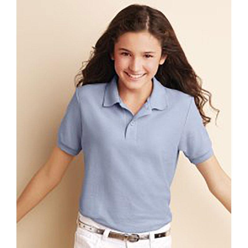 Gildan Kids DryBlend® Double Pique Polo Shirt