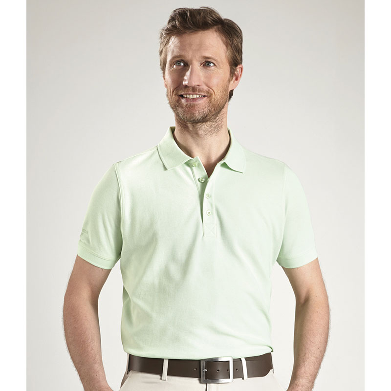 Glenmuir Classic Fit Pique Polo Shirt