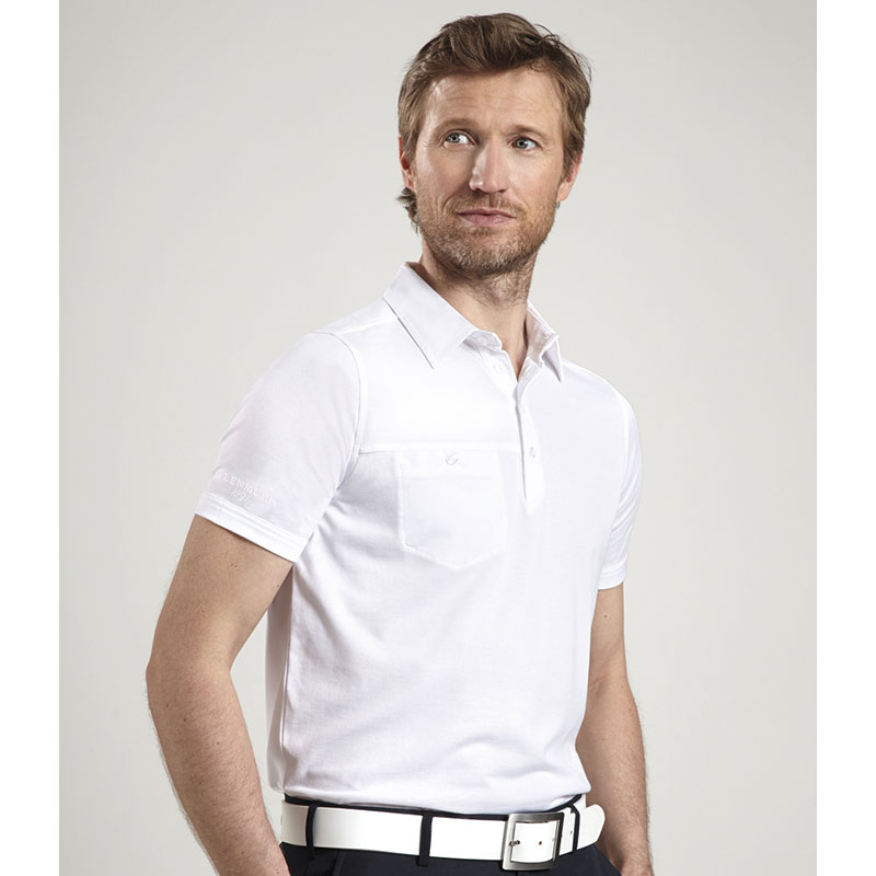 Glenmuir Chest Pocket Jersey Polo Shirt