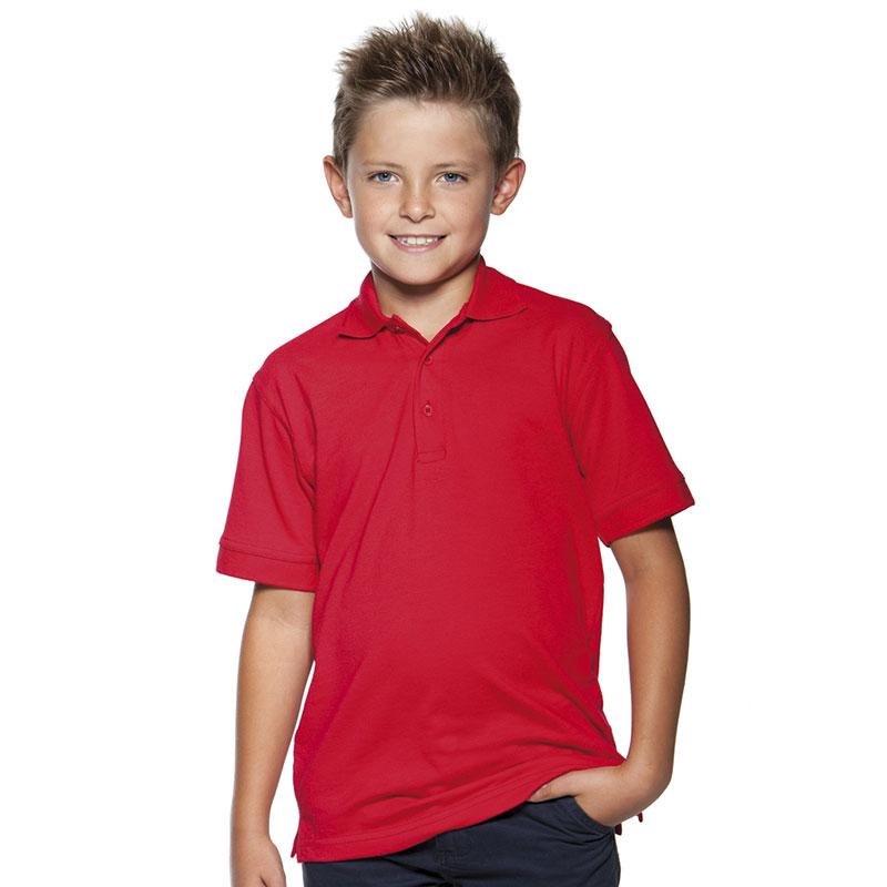 Kustom Kit Kids Klassic Poly/Cotton Pique Polo Shirt