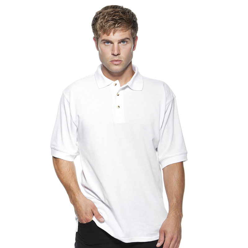 Kustom Kit Chunky® Poly/Cotton Pique Polo Shirt