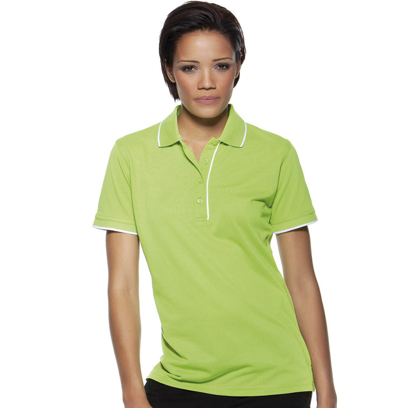 Kustom Kit Ladies Essential Poly/Cotton Pique Polo Shirt