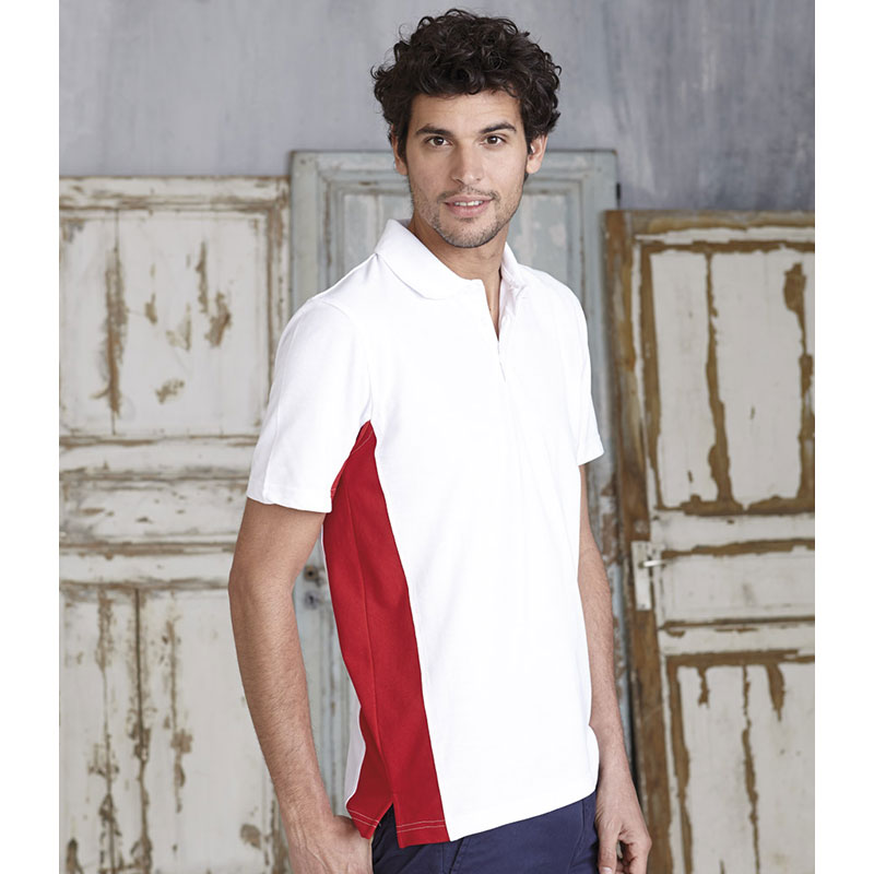Kariban Flag Poly/Cotton Pique Polo Shirt