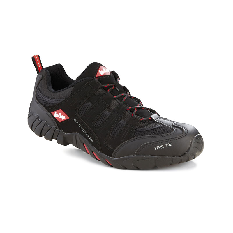 Lee Cooper S1P Safety Trainers
