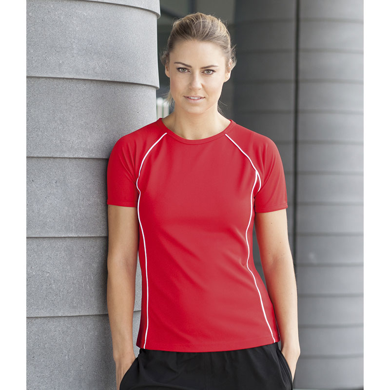 Finden & Hales Ladies Performance T-Shirt