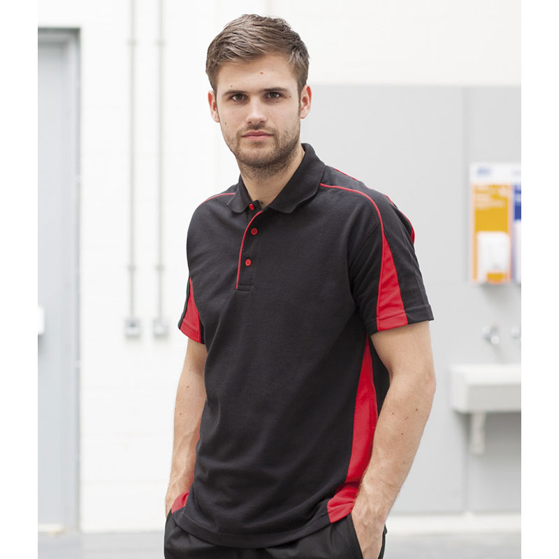Finden & Hales Club Poly/Cotton Pique Polo Shirt