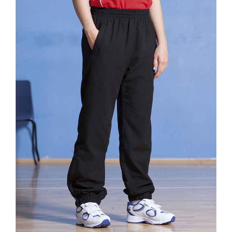 Finden & Hales Kids Elasticated Hem Track Pants