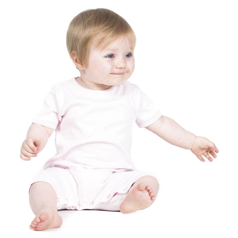 Larkwood Short Sleeve Baby Romper