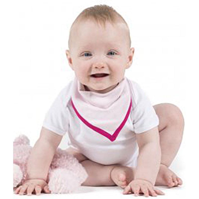 Larkwood Baby/Toddler Reversible Bandana Bib