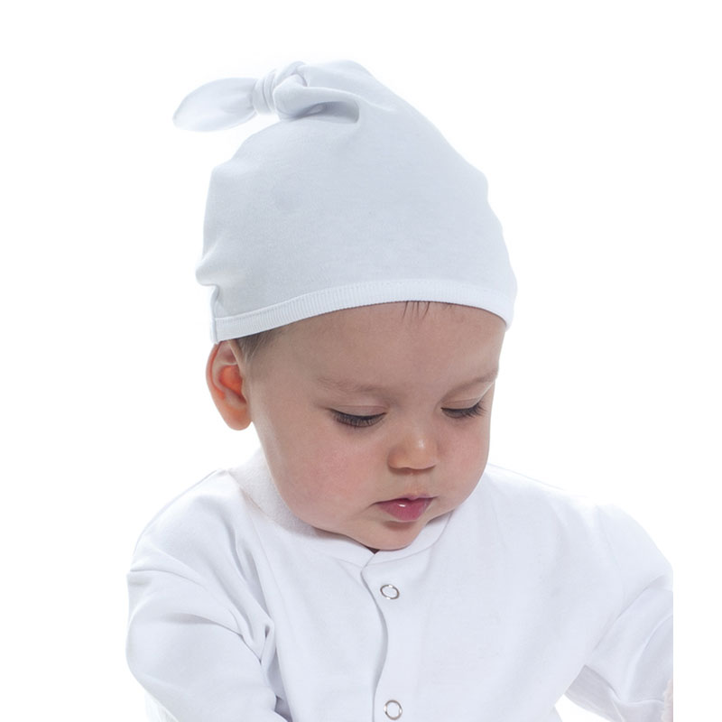 Larkwood Baby Knotted Hat