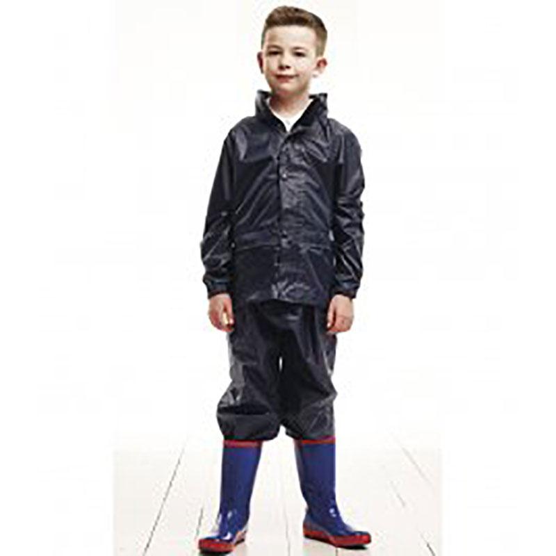 Regatta Kids Classic Rain Suit
