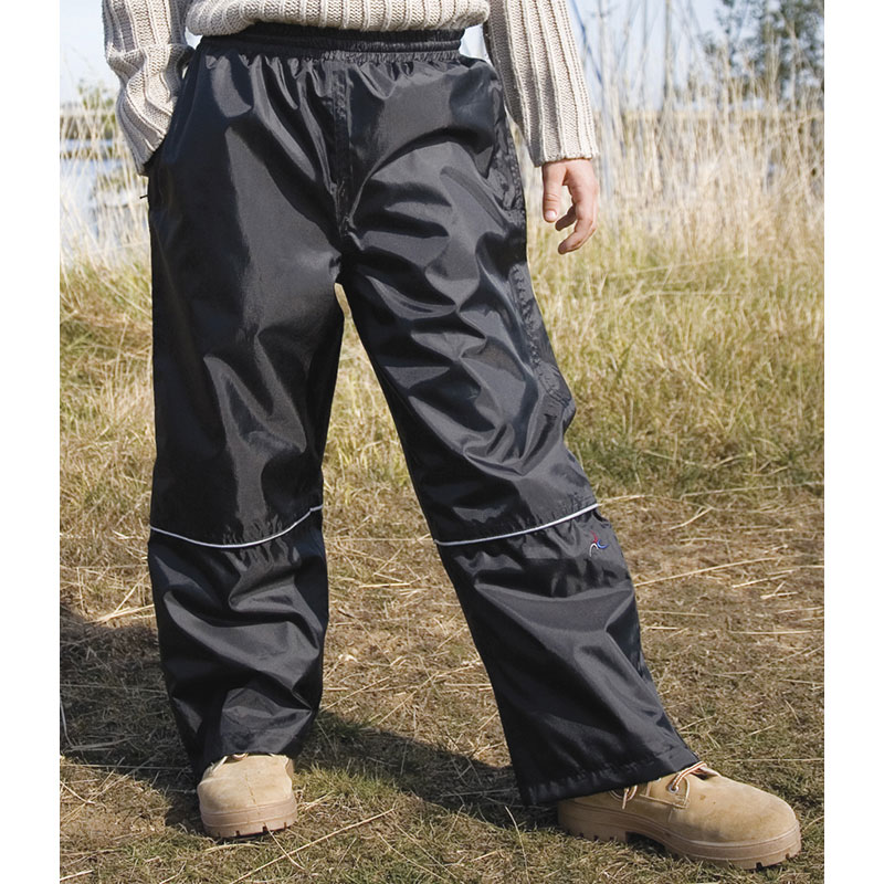 Result Kids/Youths Waterproof 2000 Pro-Coach Trousers